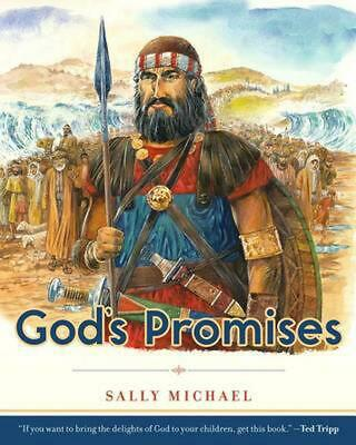 God's Promises by Sally Michael (English) Paperback Book Free Shipping!