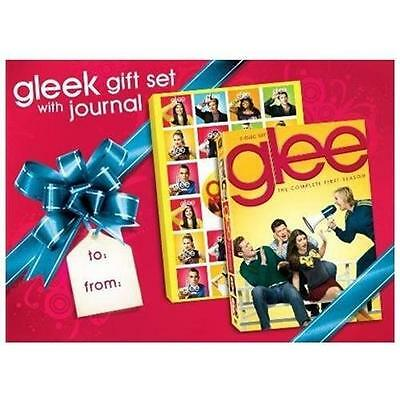 Glee: The Complete First Season (DVD, 2010, 7-Disc Set, Exclusive Journal)  NEW