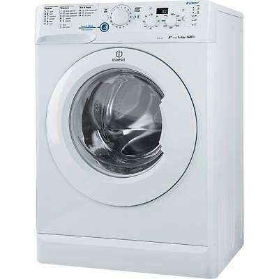 Indesit Innex XWC61452WUK 6kg 1400 rpm A++ 16 Programmes Washing Machine White