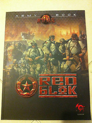AT-43  RED BLOK  ARMY BOOK (french)   !!!!   OOP