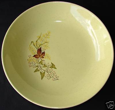 TAYLOR SMITH & TAYLOR SUNBURST YELLOW DINNER PLATE(S)