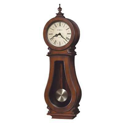 Howard Miller Arendal Wall Wall Clock, Tuscany Cherry - 625377