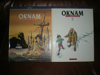 Oknam -  Lot De 2 Tomes N°1 Et 3 - Editions Originales Dargaud