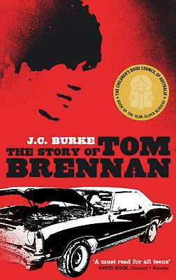 The Story of Tom Brennan by J.C. Burke Paperback Book Free Shipping!