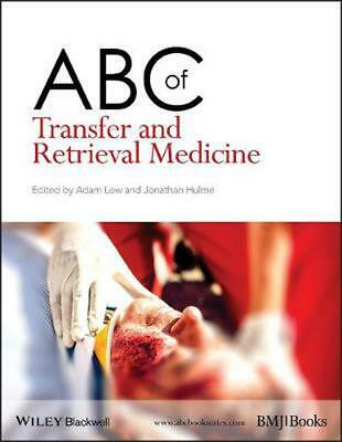 ABC of Transfer and Retrieval Medicine by Low (English) Paperback Book Free Ship