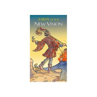 NEW Tarot of the New Vision Deck Cards Lo Scarabeo