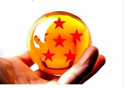 Extra Large DRAGON BALL Set of 7 Seven Stars Diameter about  40-42mm