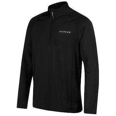 Dare2be Herren Stretch Thermo Outdoor Funktionspullover - Ski Snowboard Pullover