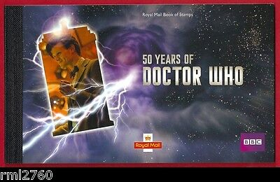 2013 Doctor Who - Prestige Stamp Book - Psb Dy6  (Yb050)