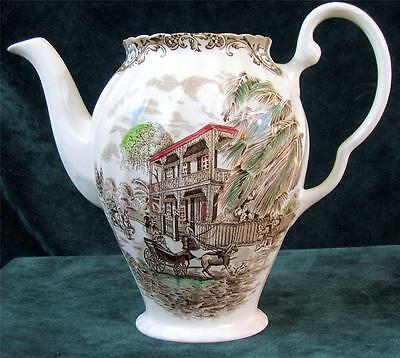 HERITAGE HALL - FRENCH PROVINCIAL - COFFEE POT - Made in England - NO LID