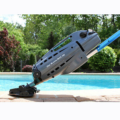 Water Tech POOL BLASTER MAX HD Battery Operated Swimming Pool Spa Cleaner NEW!