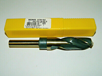 "23//32/"" A14 Silver /& Deming Drill 1424R Morse 17044 HSS Made In USA"
