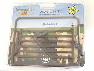 1/16th Little Buster Toy Priefert Pasture Gate All Welded Steel Construction