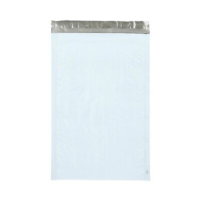 "100 #2 8.5"" x 12"" Poly Bubble Mailers Padded Envelope Shipping Envelopes Bags"