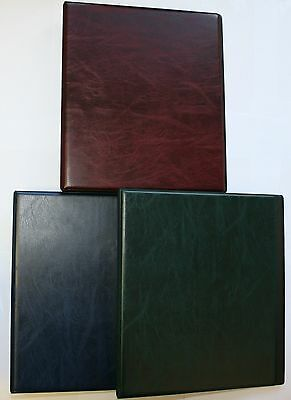Chiltern Postcard Album With 5x Pages To Fit 40 Postcards Spare Pages Available