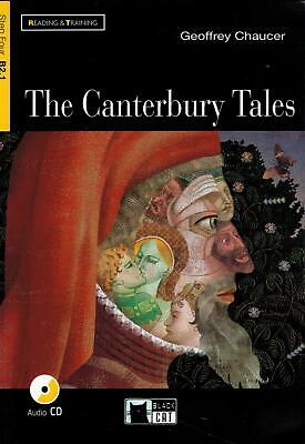 The Canterbury tales. Cd Audio - Chaucer Geoffrey, Hill Robert