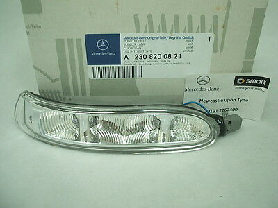Genuine Mercedes-Benz CLK & SL RH Mirror Repeater Indicator Lamp A2308200821
