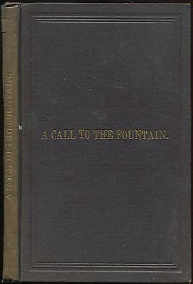 A Call To The Fountain: To Turn From Shadow & Imitation, 1873, William Waring