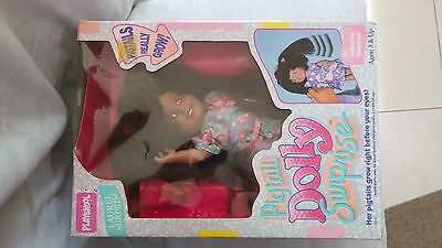 Playskool Pigtail Dolly Surprise Laurel Surprise Vintage 1988