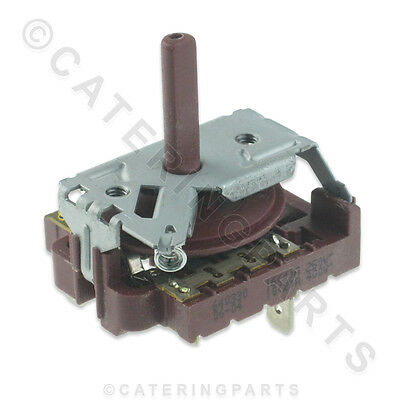 Lincat Sw25 Rotary Position Selector Switch For Slot Bread Toaster Lt8 Lt4X Lt6X