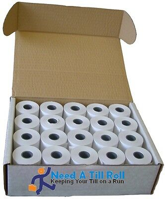 57x40 Thermal Chip & Pin Rolls 57 x 40 TH 57mmx40mm 57 mm x 40 mm TH57-17