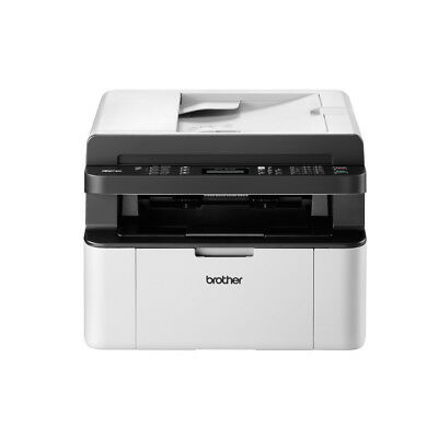 Brother MFC-1910W A4 Mono Multifunction Laser Printer