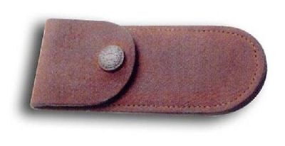 Case Xx Knives New Genuine Leather Soft Knife Sheath New In Pack 50003 Usa Made