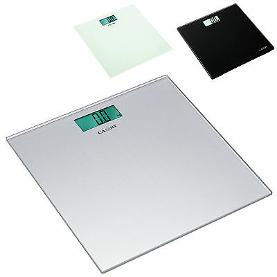 Camry Digital Electronic LCD Personal Glass Bathroom Body Weight Weighing Scales