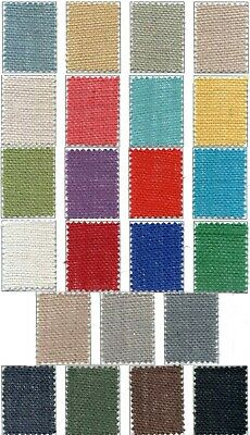 "Colored Burlap 60"" wide 11oz By The Yard (Premium Burlap)"