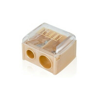 MILANI Duo Pencil Sharpener (GLOBAL FREE SHIPPING)