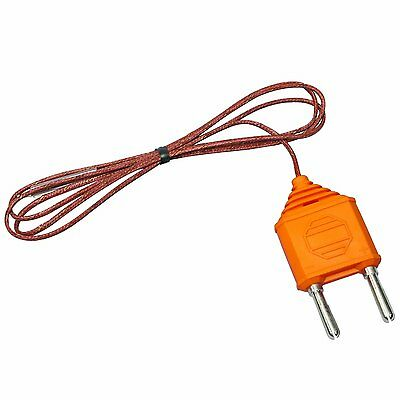 Klein 69412(Discontinued) K-Type Banana Thermocouple Replaced By Model69028