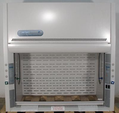 NEW Labconco Protector XStream Laboratory Chemical Fume Hood 5 ft. 115V
