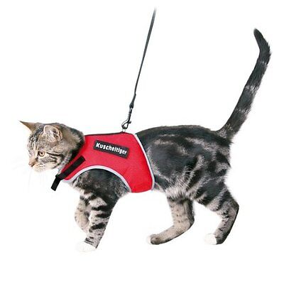 Trixie Xcat Harness and Lead, 1.20 m lead(41896)