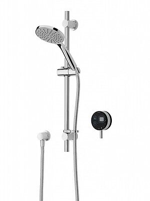 Bristan ARDE SHCAR B Artisan EVO HP Digital Concealed Thermostatic Mixer Shower