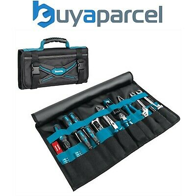 Makita Tool Wrap with Handle and Front Pocket P-72039 Blue Range