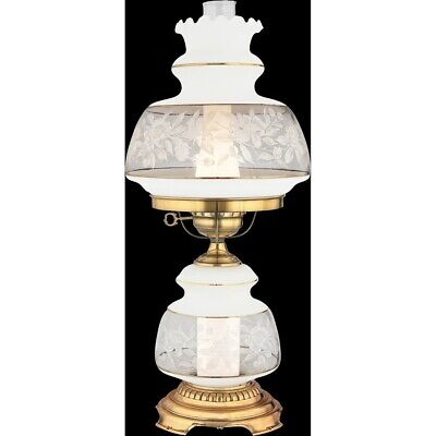 Quoizel 1 Light Satin Lace Table Lamp - SL702G