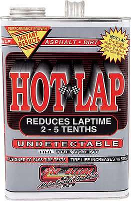 Hot Lap Tire Softener Tire Soak Treatment Prep 1-Gal Softener Pass Snifer Imca