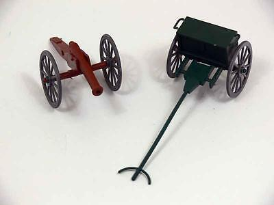 CREATIVE TIME Create A Project CIVIL WAR CANNON Miniature Model Diorama Accent