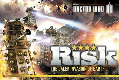 Risk: Dr. Who - The Dalek Invasion of Earth, NEW