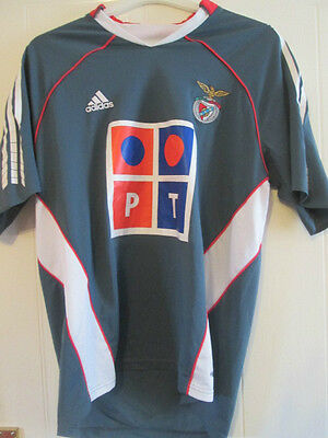 Benfica 2005-2006 Third 3rd Football Shirt Size Large Mans /35173