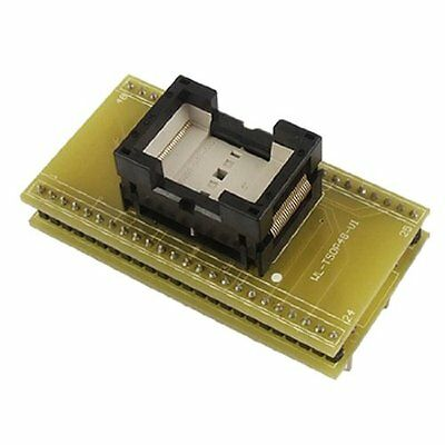 NEW Double Row DIP 48 to TSOP 48 Socket Adapter for Chip Programmer