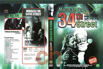Miracle On 34th Street (1947) - George Seaton, Maureen O'Hara  DVD NEW