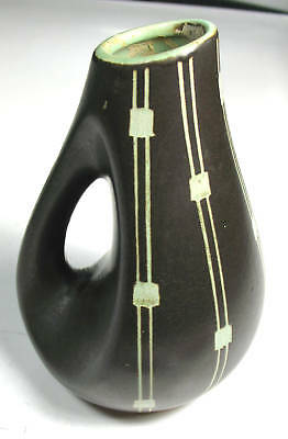 Stuller Western Germany Handled Pottery Jug 4053