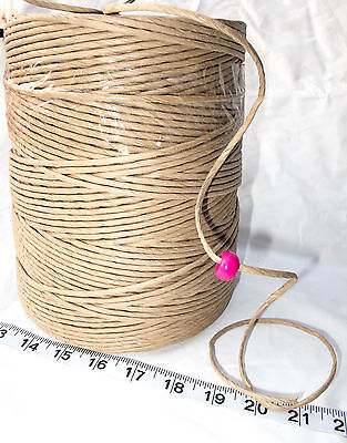 """New! 1/8"""" Paper Twine - 20 Feet - Parrot Toys & Bird Toy Parts by A Bird Toy"""