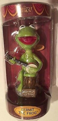 Kermit the Frog 25th Anniversary Hand-Painted Doll - New in Box - Rare!