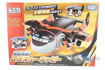 Tomica Takara Tomy Disney Movie PLANES 2 FIRE & RESCUE Scramble Cabinet Toy Car