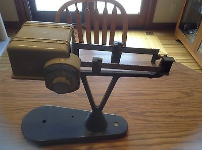 Antique, vintage Torsion Balance Co. scale- Golf Club Weight ?