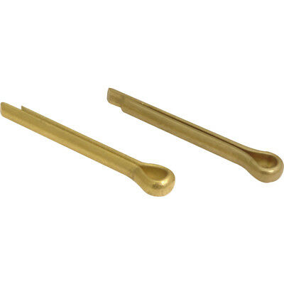 NEW Cotter Pin Brass - Small DIY 2 Pack