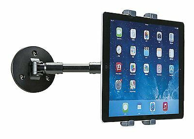 "iPAD TABLET 7 - 10"" WALL ARM MOUNT DESK UNDER CABINET - **DAMAGED PACKAGING**"