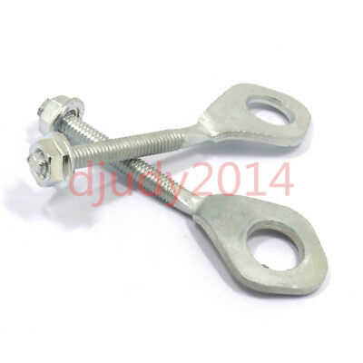 12mm Dirt Pit Pocket Bike Chain Adjuster Tensioner SDG CRF50 PW80 CT110 SSR125